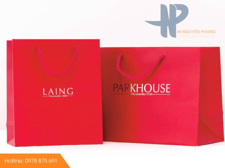 Nguyên Phong là địa chỉ mua túi giấy đựng quà uy tín nhất tại Hà Nội