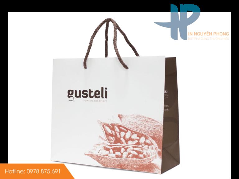 In túi giấy là cách quảng bá thương hiệu tốt nhất cho doanh nghiệp