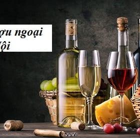 Địa chỉ bán rượu ngoại uy tín ở Hà Nội