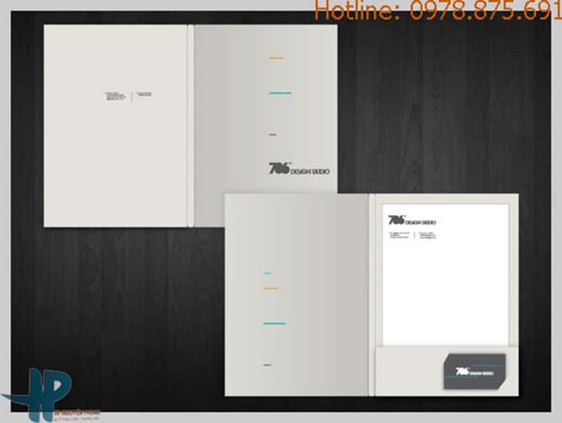 thiết kế kẹp file