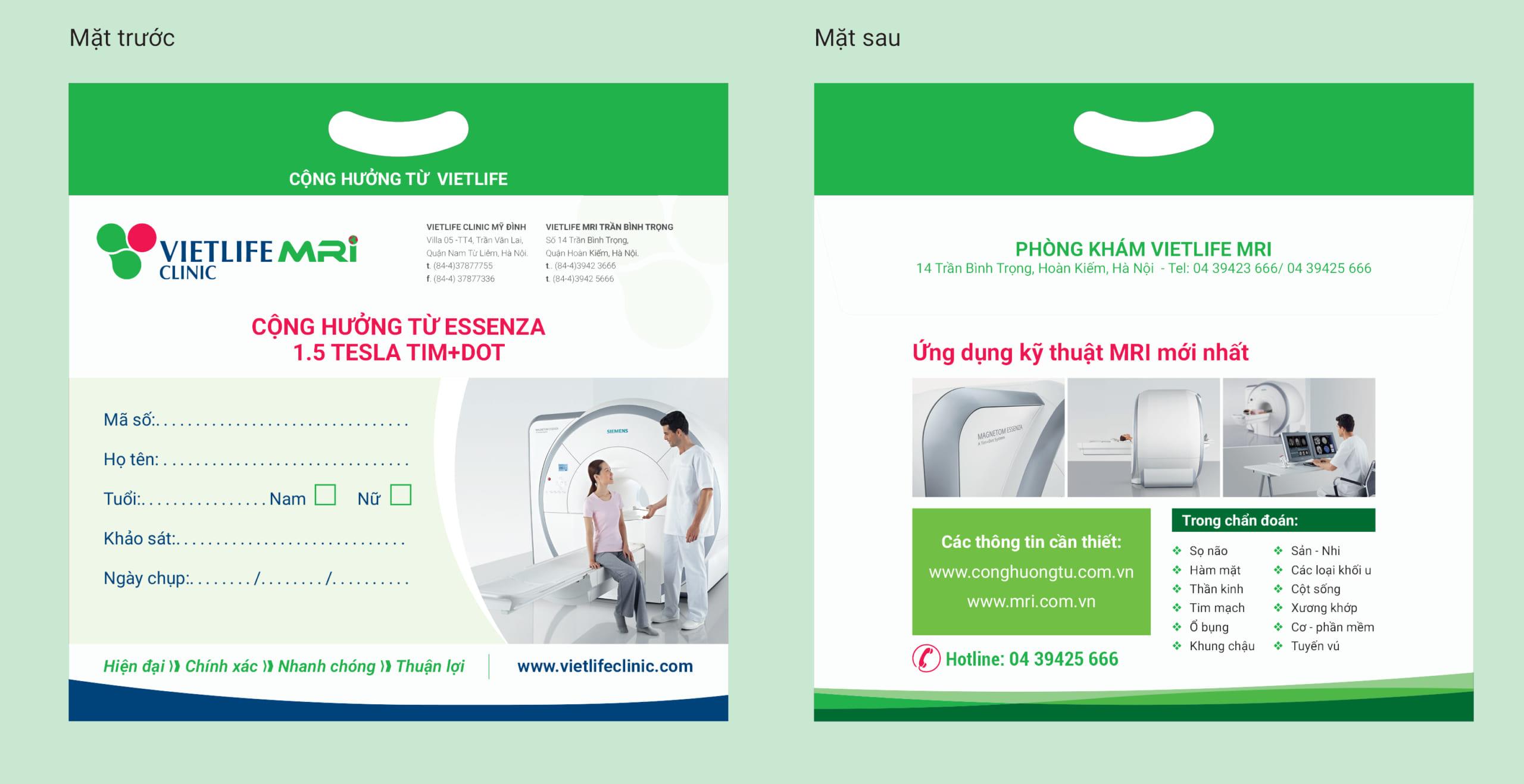 In túi MRI