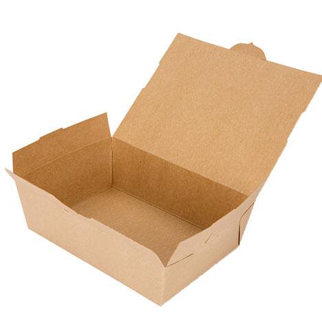 Hộp giấy đựng thức ăn nóng, đồ ăn nhanh phổ biến