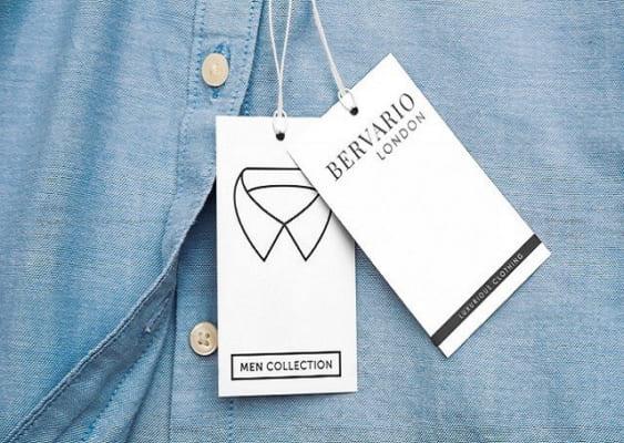 Những điều cần lưu ý khi sử dụng dịch vụ in tag quần áo Hà Nội