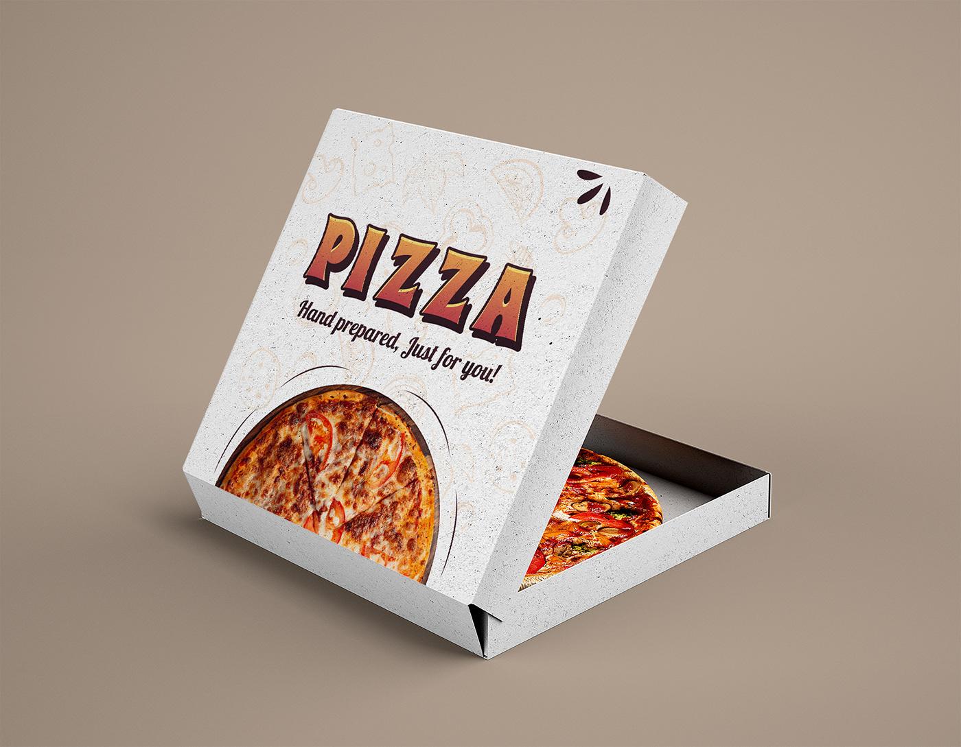 Hộp đựng pizza đẹp