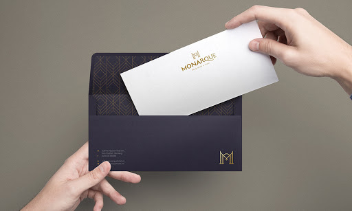 Phong bì thư dành cho khách sạn