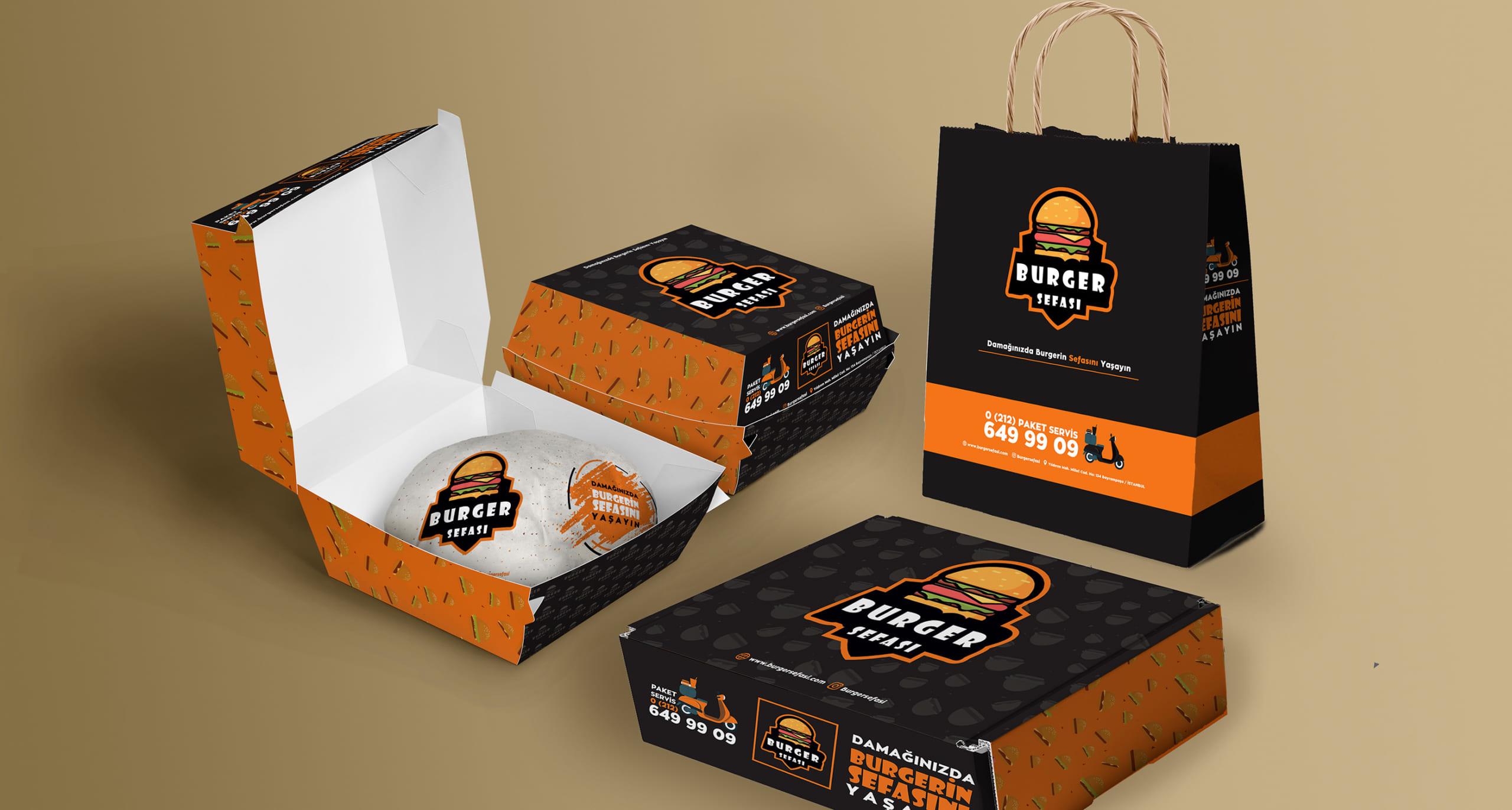 Thiết kế hộp đựng pizza