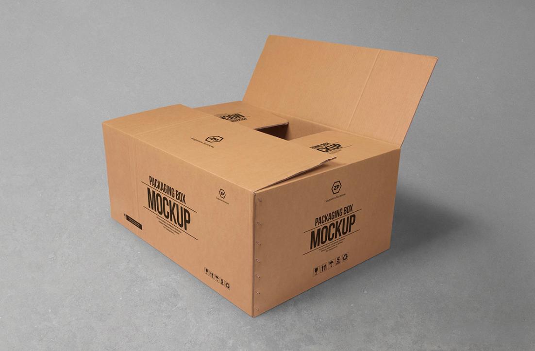 Hộp carton ship hàng