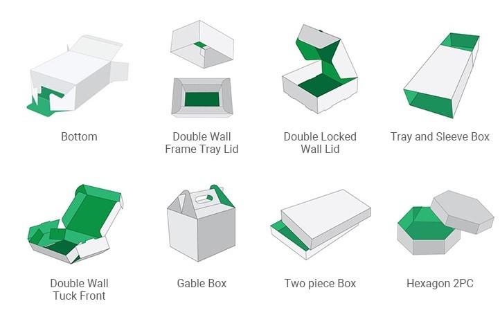 Kiểu dáng hộp giấy