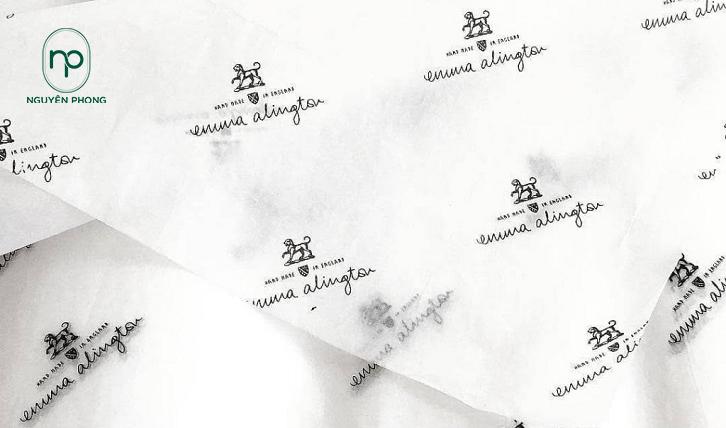 In ấn giấy nến